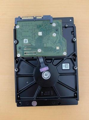 HDD 3.5 Capacité : 500 Go st3500418as
