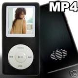 Lecteur MP3/MP4 1GO Haut parleur integrer