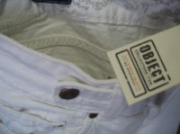 Jeans Object item collectors SOLDES MASSIFS!!!!