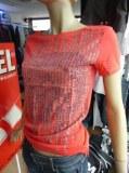 Tee shirts DIESEL femme ref: HURLY...Le Meilleur Tarif.