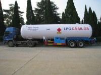 Semi-remorque pour transport citerne GPL de 47.5m3