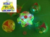 - Lot de 8000 balles LED Magic Switch Pitch : Faire offre