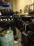 Lot 500 pneus export Afrique ...