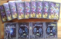 Déstockage DVD Saint Seiya Hades Sanctuaire VOST