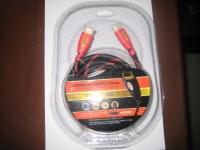 Cables HDMI/HDMI 2,3 ou 5 mètres