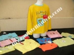 T-Shirts enfant Clayeux.