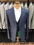 Costumes pour hommes (cravate, veste, mouchoir, pantalon)