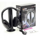 Lot de 5 en 1 Hi-Fi casque sans fil