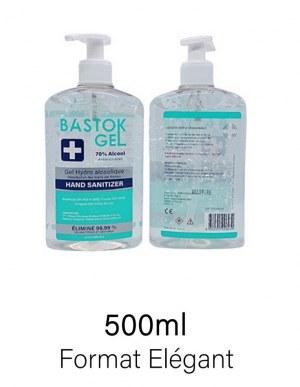 Gel hydroalcoolique DESTOCKAGE