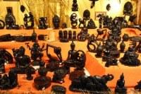 Statuettes sujets en resine ,env 800 pieces