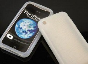 Lot housses silicone iphone 3g