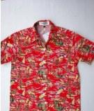 Chemises Hawaiiennes en cotton par 30