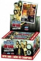 Booster WWE Slam Attax Evolution