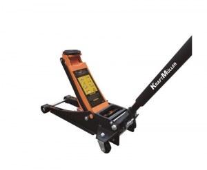 KRAFTMULLER RACING Cric Hydraulique de Chariot à Double Piston EXTRA PLAT
