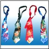 Cravatte de Noel Lumière et Musique