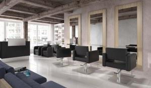Pack Mobilier Salon coiffure lounge 3 postes