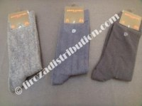 Chaussettes Pierre Cardin Rayures Fines