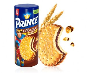 PALETTE PRINCE CHOCOLAT 300GR