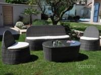 Salon de jardin -Pebble-
