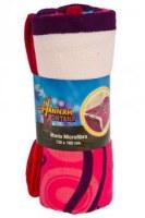 Plaid Microfibre Hannah Montana