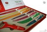 Couteaux céramique 8 pieces neuf!!!