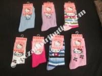 Nouvel arrivage de chaussettes Enfants Hello Kitty