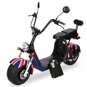 Scooter e DJAM électrique 1500 watts équivaent 50 cc