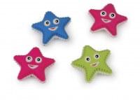 Lot de 24 Gommes «Étoile de mer»