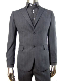 Costume Homme Rayures
