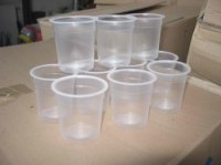 pots plastiques 125 ml operculables