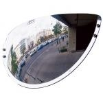 Miroir sortie de parking grand angle