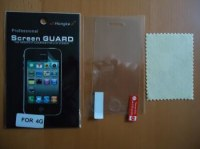 Film miroir / transparent iPhone  4 4G