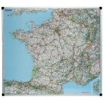 Carte de France routière