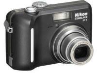 NIKON CoolPix P1 8.00 Mpixels - Noir - WiFi