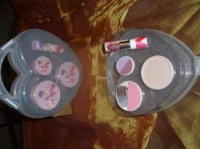 LOT DE COFFRET MAQUILLAGE