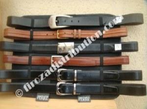 Packs de ceintures Ferre Montana et Pierre Cardin