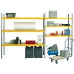 Rayonnage rack semi-lourd