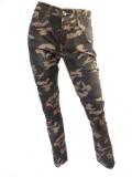 Pantalon femme militaire
