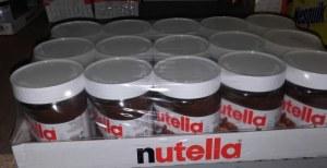 Nutella Chocolat 350g, 400g, 600g, 750g, 800g, 825g, 1kg, 3kg, 5kg