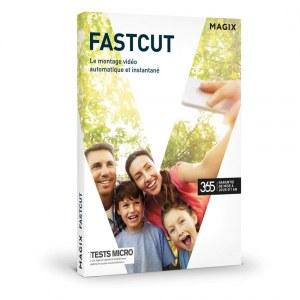 MAGIX Fastcut 2 - Le montage vidéo automatique en quelques secondes.