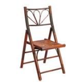 Chaise SIEGE FAUTEUIL  en bois bambou