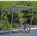Abri vélos Steel