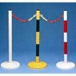 Poteau de signalisation métal