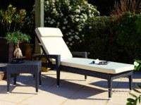 Chaise longue inclinable -Elano-
