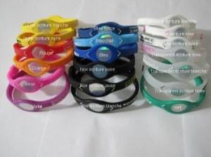 Bracelet power balance sport bracelets