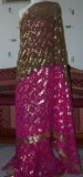 Lot de 5 saris