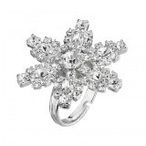 Bague fabos crystals from swarovski 0867-02