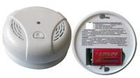 Detecteur de fumée aux normes EN14604 a 4.60 euros