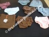 Packs de slips et Chaussettes Eliane et Lena