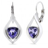 Boucles fabos crystals from swarovski 124105